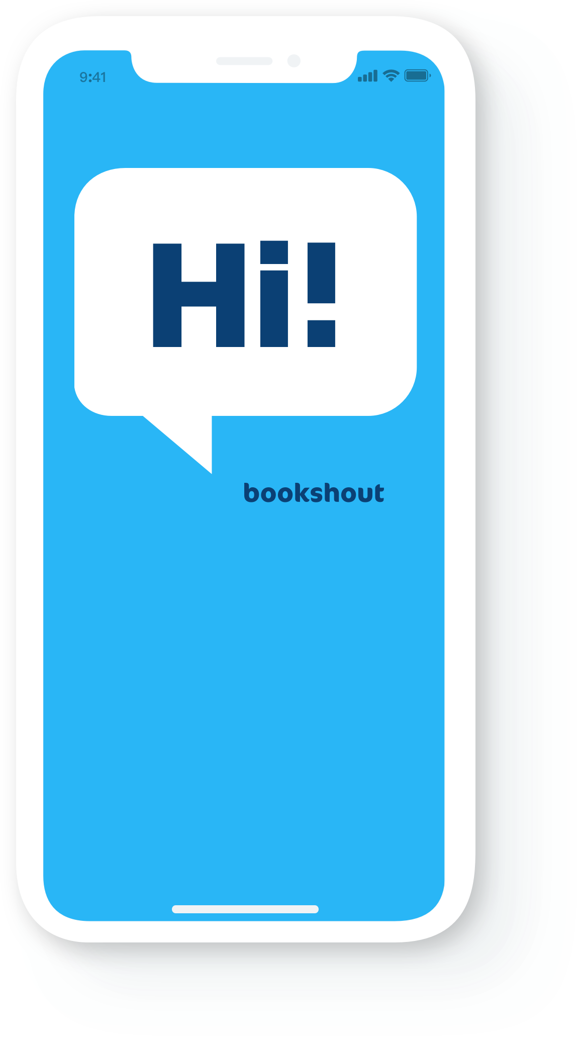 bookshout reading